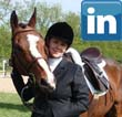 Audio: Interview with Laura McFarland-Taylor on LinkedIn for Equestrians