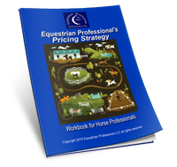 Free Workbook: Pricing Strategies for Horse Professionals